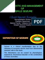 Febrile Seizure (kejang demam)