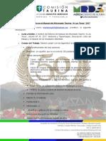 """Normas de Publicación en El Manual Del Aficionado Taurino """"a Los Toros"""" 2017"""