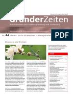 Infoletter Gruenderzeiten Nr 44 Zarte Pflaenzchen Kleingruendungen