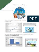 Analisis Encuesta Turismo y Demografico