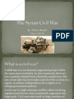Syrian Civil War.pptx