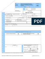 Formulario 790 026 Es ES