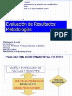 MARIANELA ARMIJO - Metodologias Evaluacion
