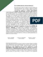 Reglamento Formacion de Listas _rafaela
