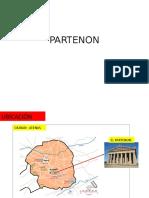 Partenon vs Templo Romano
