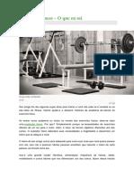 Mitos Dos Fitness