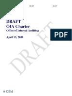 Oia Charter Draft 91608