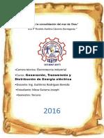 Informe de Central Hidroelectrica de Huarisca Chupaca[1]