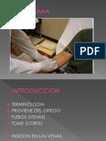 Curso Flebotomia (Variabilidad Inherente Al Paciente y a La Muestra)