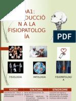 Fisiología, Patología y Fisiopatología