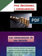 1. Nuestras Decisiones