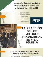 LA REACCIÓN DE LOS PARTIDOS TRADICIONALES Y LA.pptx