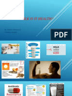 Project AG3-MILK is It Health- NVG
