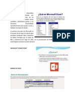 Microsfot Excel