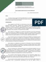 Reglamento Del Licenciamiento Institucional