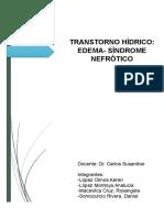 EDEMAS Y SINDROME NEFRÓTICO.docx