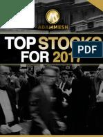 Top Stocks 2017