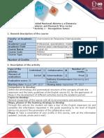 A2 Activity 1 Recognition Forum.docx