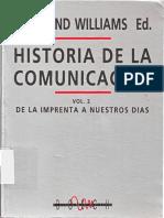 1. R. Williams Tecnologías de la comunicación e instituciones sociales.pdf