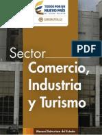 11 Sector Comercio Industria y Turismo