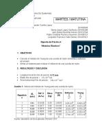 Cuantificación de clorofila en planta de macuy y chipilin