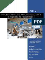 Informe Final AUTO