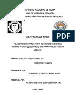LEVANTAMIENTO DE OBSERVACIONES PROYECTO PATE DE GONADAS DE POTA OCTUBRE.doc