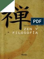 Ueda Shizuteru - Zen Y Filosofia.pdf