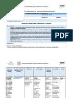 Plantilla Para Planeación Didáctica-2017-2 UNIDAD 2