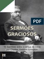 15 Sermões Sobre a Graça de Deus - C. H. Spurgeon