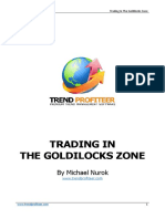 TP Trading in the Goldilocks Zone