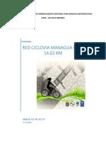 Alma Documento Ciclovia Managua 14.63 Km