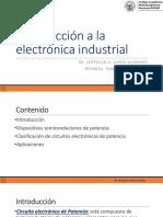 Intro. Electronica de Potencia