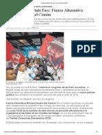 Partido Político de Las Farc _ Colombia 2020