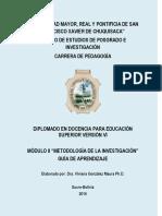 Guía Módulo II v6 2016