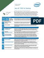 Dual Band Wireless Ac 7260 Bluetooth Desktop Brief
