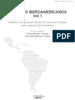 Diálogos Iberoamericanos I.análisis y Propuestas Desde Las Ciencias Sociales Para Repensar Iberoamérica