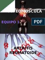 Sx Osteomuscular