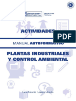 Plantas Industriales y Control Ambiental MAC01