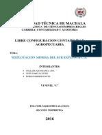 Explotacion Minera Del Sur Explosur c