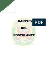 CARPETA DE POSTULANTE A LA ASIMILACION- PNP 2014.pdf