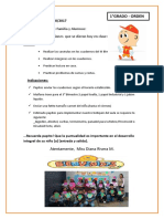 Agenda 07 de Agosto