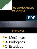 Principios Biomecanicos dentales