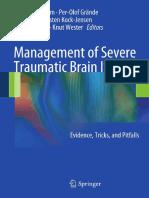 Management of Severe Traumatic Brain Injury