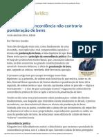ConJur - Constituição e ...aria ponderação de bens.pdf