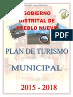 Plan de Turismo P.N. 2015