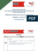 Modificaciones Presupuestales SESION 05 - SEMANA 05 MODULO III MPP (1)