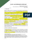 La Comunicación Una (in)Dsciplina_texto Dr RRR