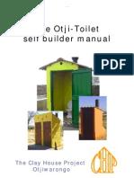 Otji Toilet Sel Builders Manual