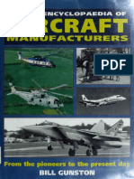 World Encyclopaedia of Aircraft Manufacturers From the Pioneers to the Present Day
